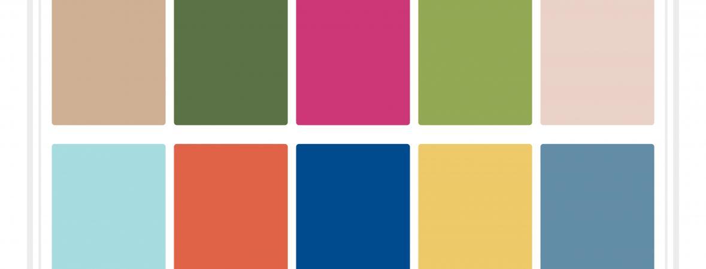 march 2017 colors