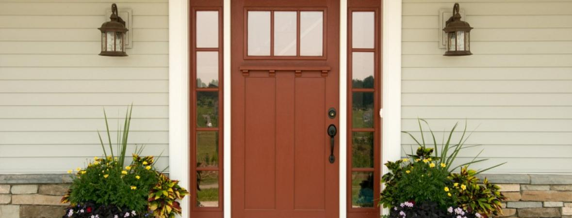 5 Of The Most Energy Efficient Door Types Custom Home Group