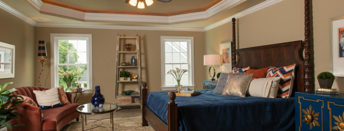What To Consider When Choosing Tray Ceilings Custom Home Group