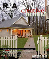 Winter 2012 R & A Magazine - Creative Retreat