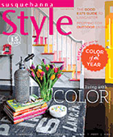 Mar/Apr 2012 Susquehanna Style - Project Editorial