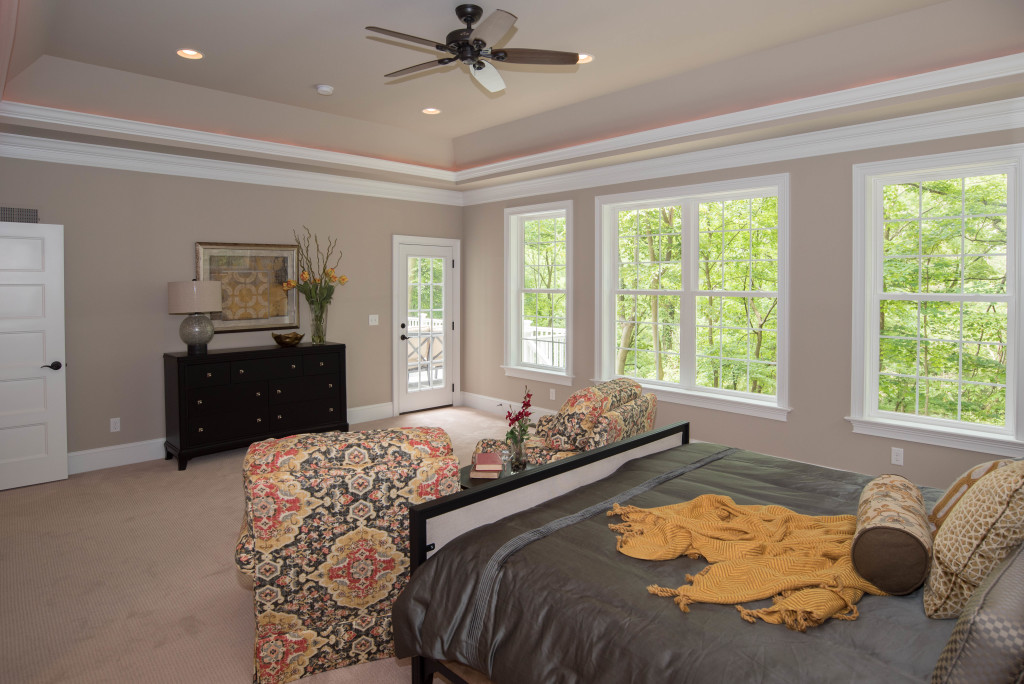 designing your dream bedroom - bedroom recessed lighting