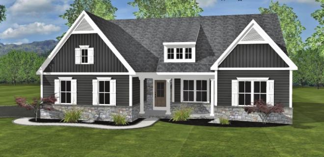 Ashburn Model Home D
