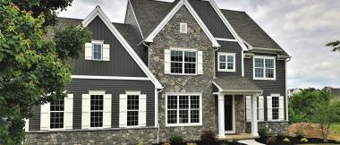 custom home in the black rock estates neighborhood