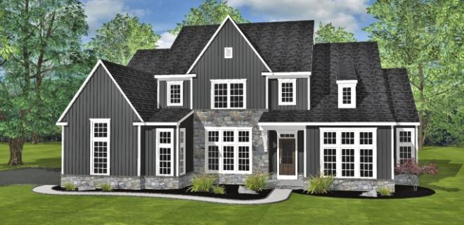 fenwick model home