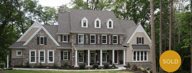 sold custom home in lancaster