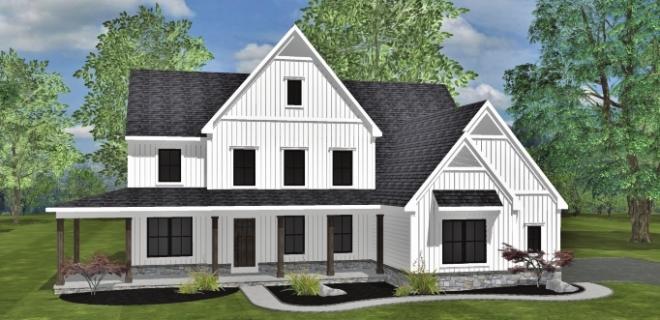 oliver model home