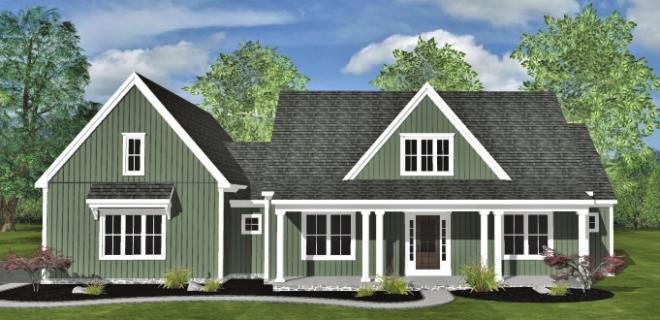 savannah model home