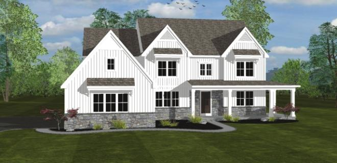 waterbury model home