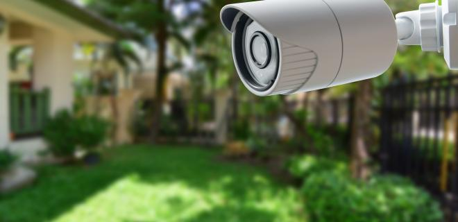 home security trends - security camera