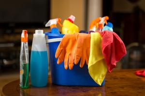 home cleaning and maintenance guide
