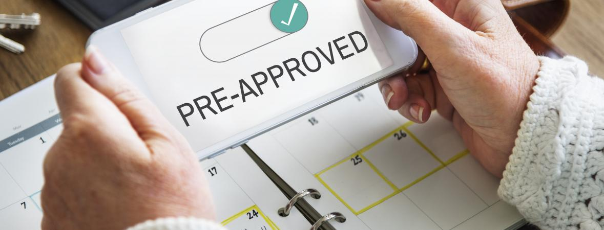 pre-approval benefits in new construction