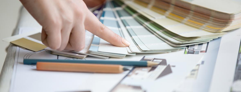 psychology of color on interior design