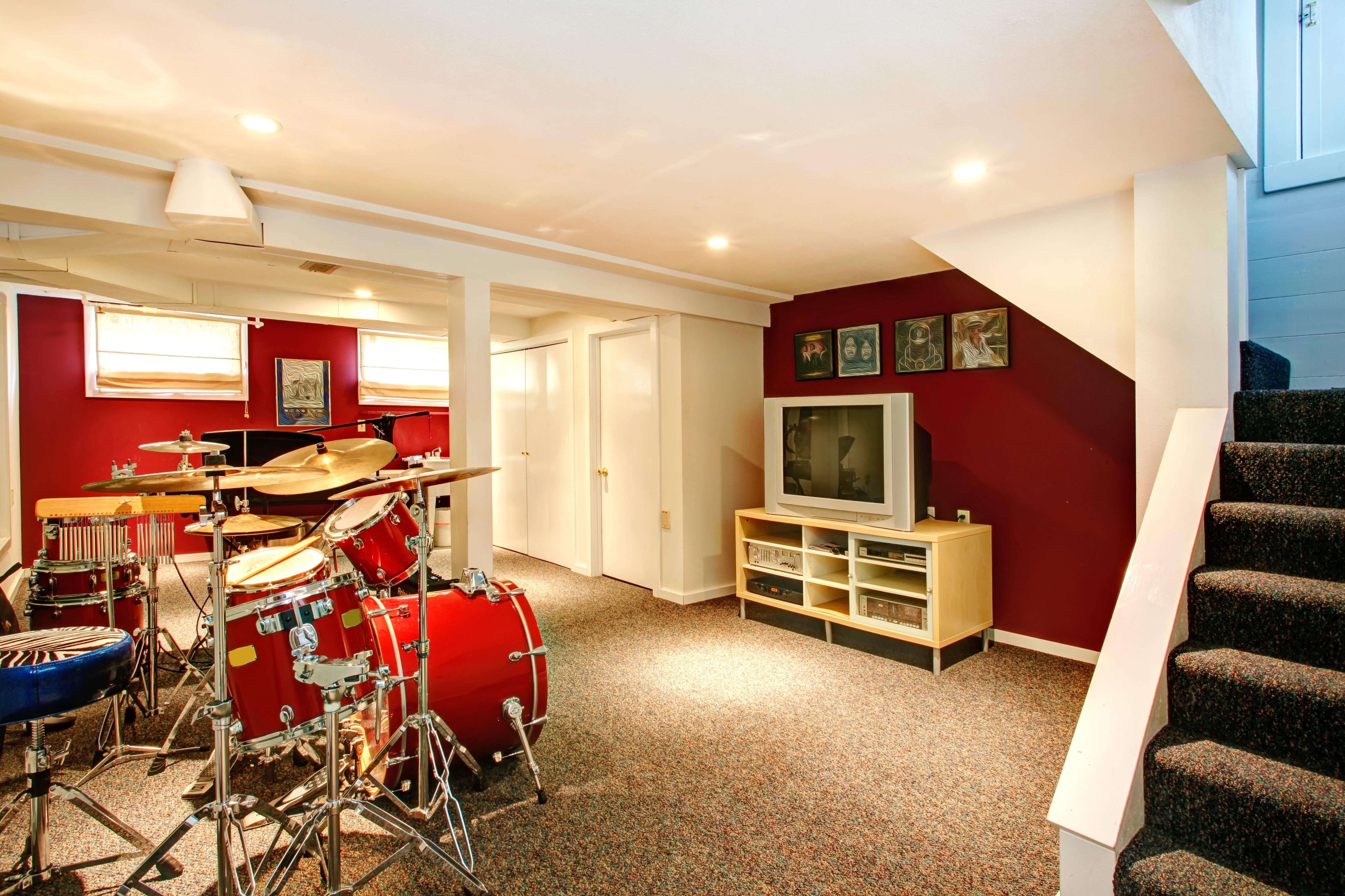 5 Benefits Of A Finished Basement Custom Home Group