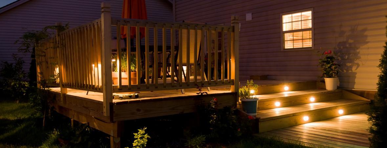 benefits of a deck