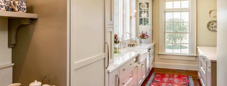 home decor trends - farmhouse kitchen