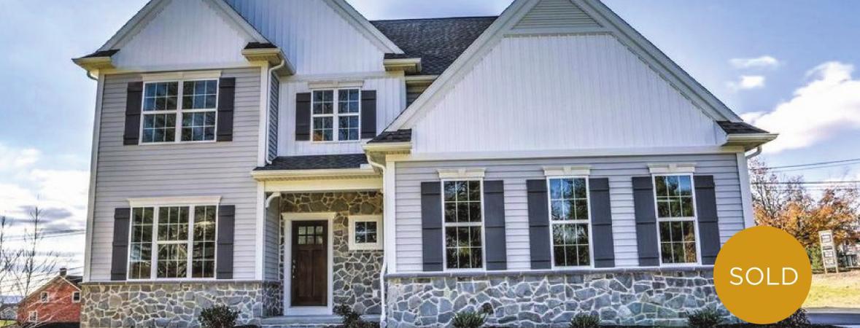 sold custom home in lititz