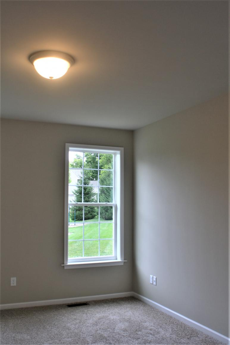 windows in master bedroom
