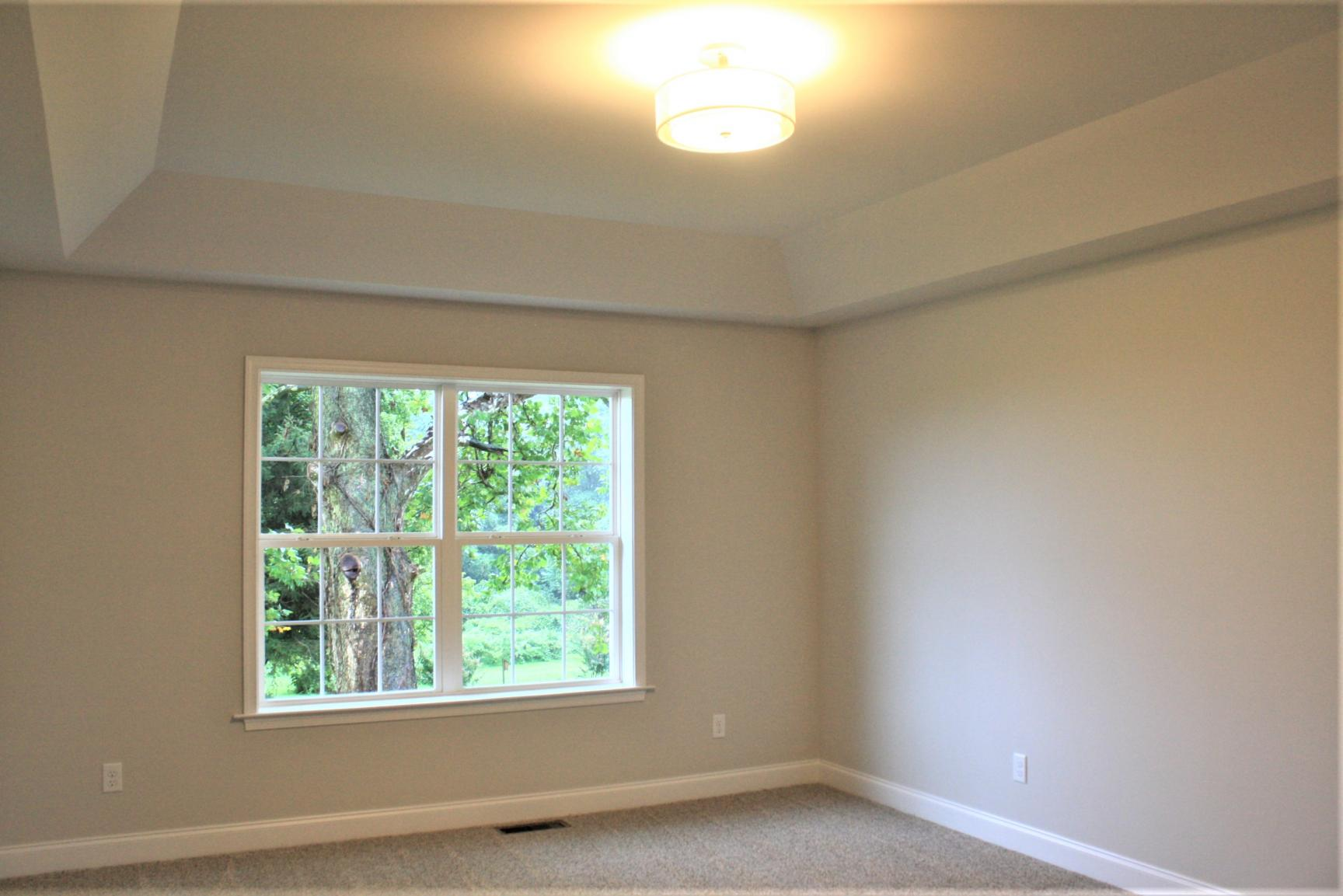 master bedroom with two windows