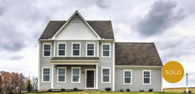 custom home in quarryville sold