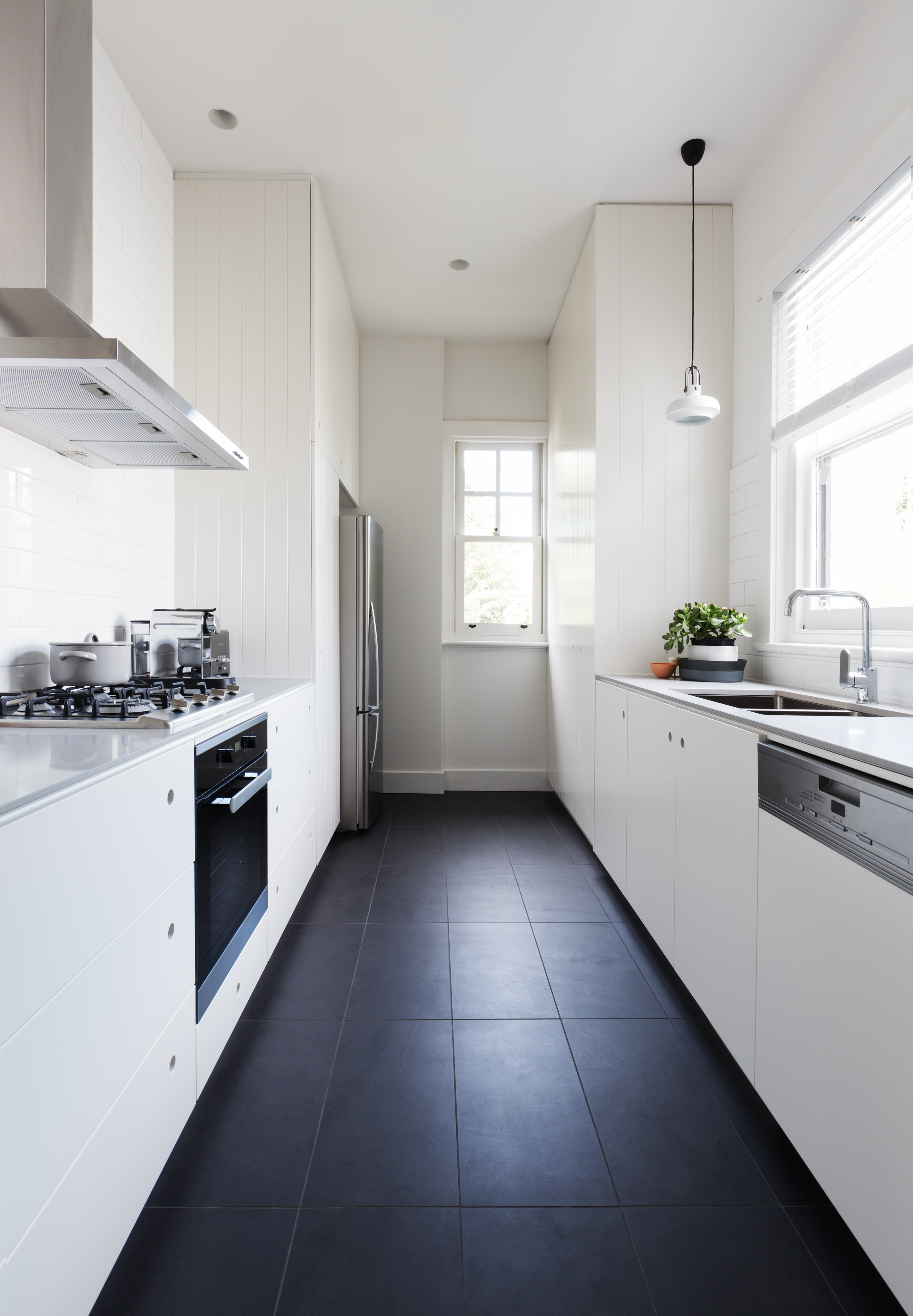Pros And Cons Of Galley Kitchens Custom Home Group