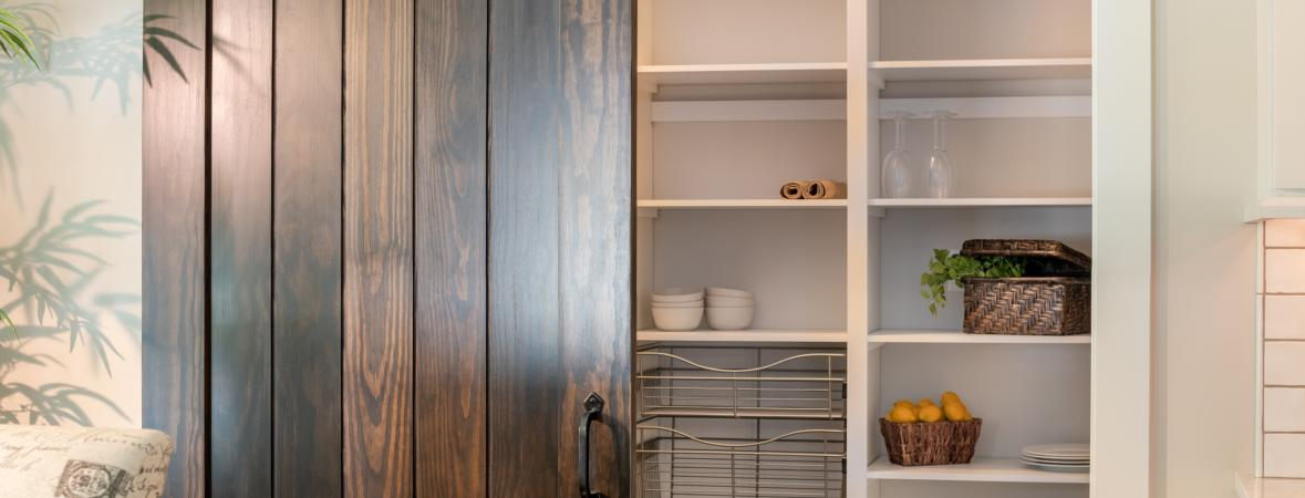 5 Benefits Of A Walk In Pantry Custom Home Group