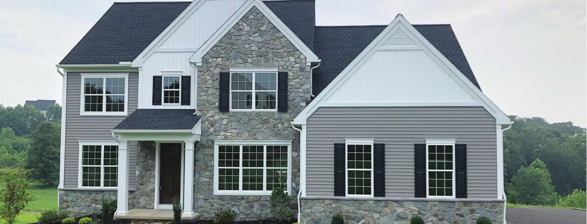 quarryville custom home