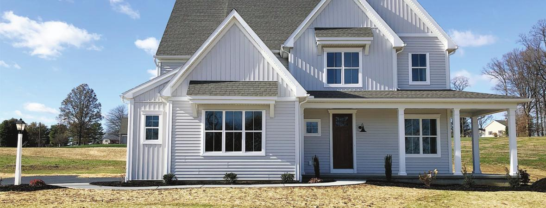 custom home in quarryville
